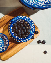 Load image into Gallery viewer, Casa Azul MINI bowl with hand painted designs