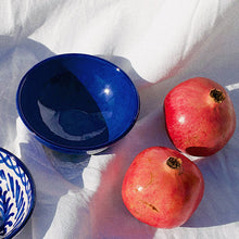 Load image into Gallery viewer, SMALL bowl with blue glaze - Pomelo casa