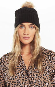 Z Supply Cozy Up Rib Bom Beanie