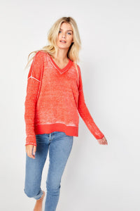 Lisa Todd Hello Mello Cotton Sweater