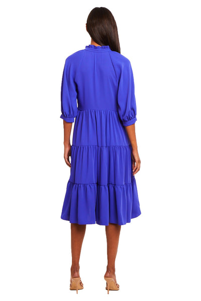 Amanda Uprichard Saffron Midi Dress