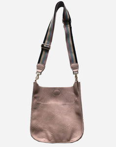 AHDorned Blush Vegan Messenger