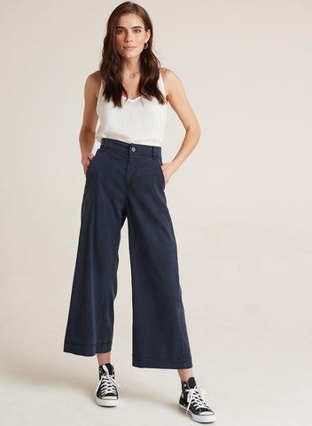 Bella Dahl Wide Leg Crop Trouser