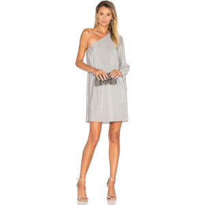 Blaque Label One Shoulder Dress