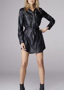 David Lerner Jordan Shirt Dress