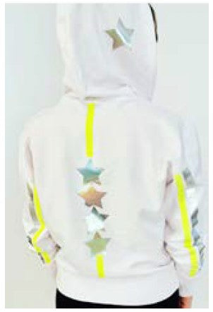 Style Reform Dotty Hoodie
