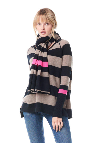 Lisa Todd Stripe Hype Scarf