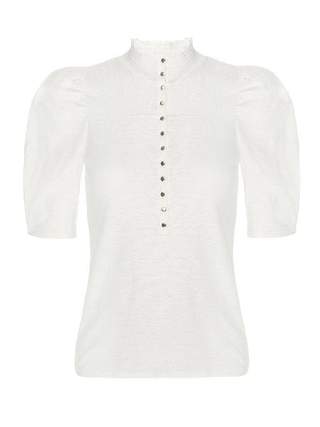 Nation Ltd. Pietra Tee Off White