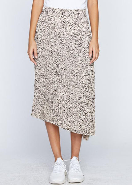 Sanctuary Pleated Skirt