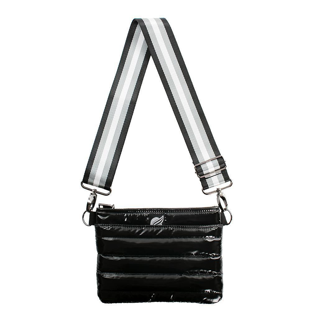 Think Royln Bum Bag-Black Patent