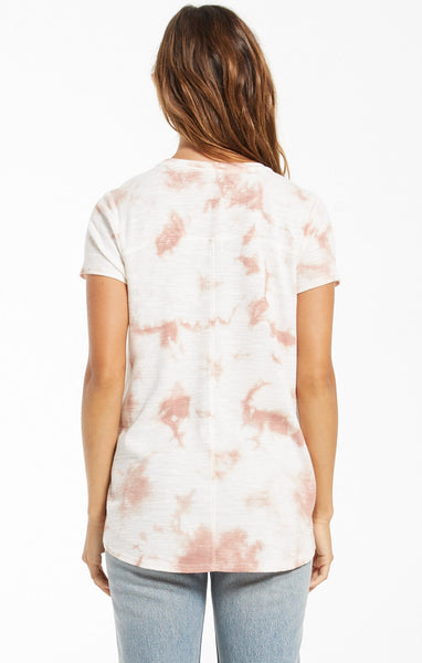 Z Supply Tove Cloud Tie-Dye Swing Tee