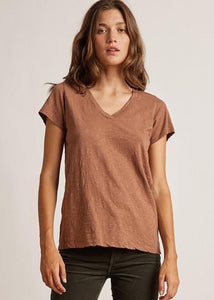 Velvet Jillian V Neck Tee