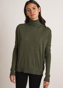 Velvet Kimmy Lux Cotton Sweater