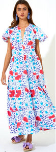 Oliphant V Neck Maxi