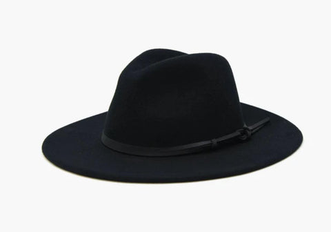 Wyeth Billie Black Hat