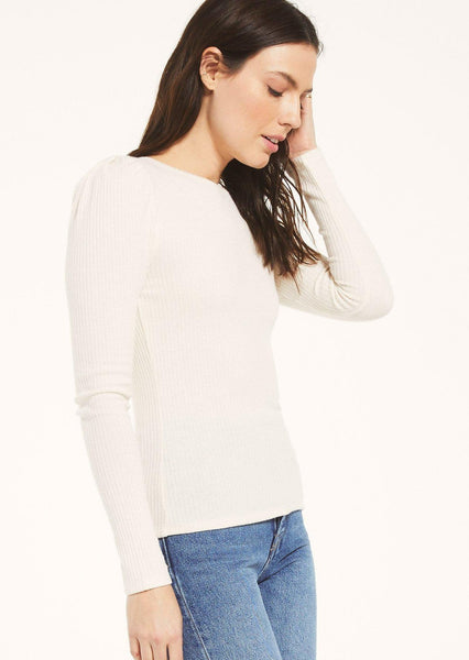 Z Supply Kaiya Rib Long Sleeve