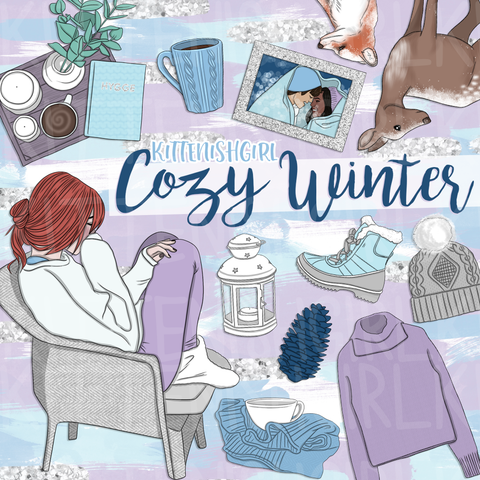 Clip Art - Cozy Winter