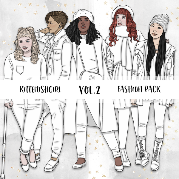 Vol.2 // Fashion Pack