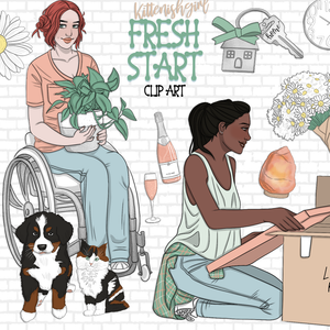 Clip Art - Fresh Start