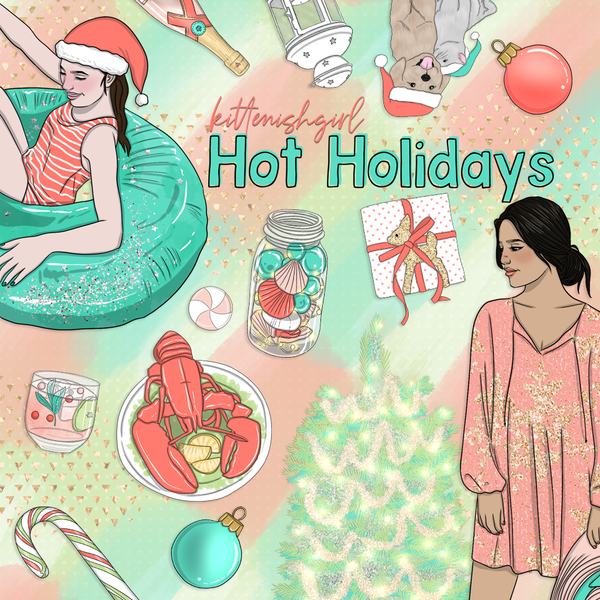 Hot Holidays // Remix Pack