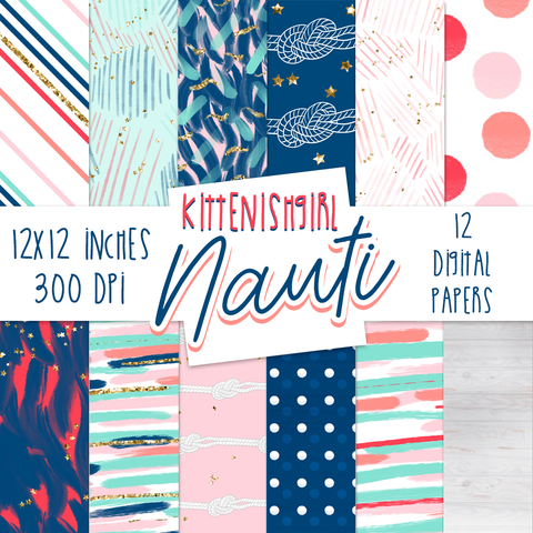 Digital Papers - Nauti