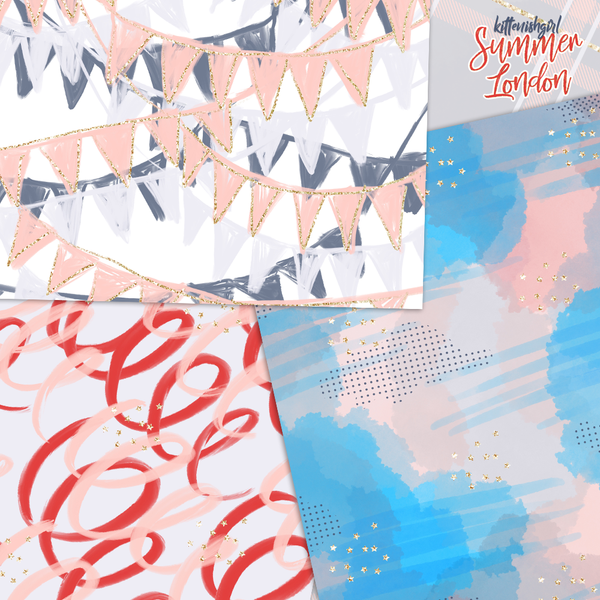 Digital Papers - Summer London