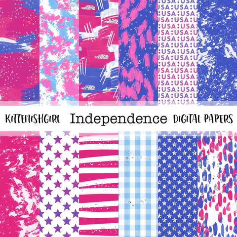 Independence // Digital Papers