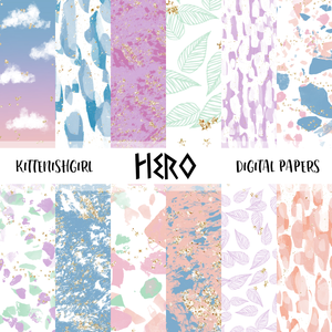 Hero // Digital Papers