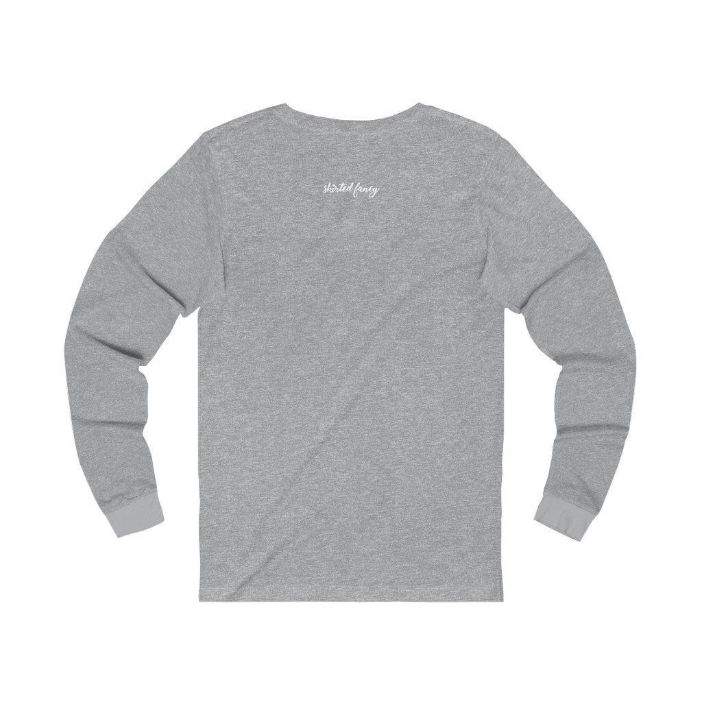 Modesty Review Unisex Jersey Long Sleeve Tee