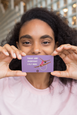 Affirmation Cards Gymnast