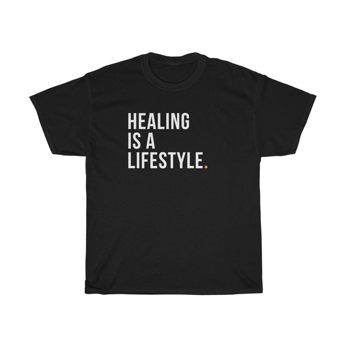 Healing is a Lifestyle.