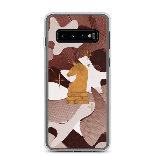 Camouflage 3d Milk Chocolate | Accessories for Samsung | Samsung Case