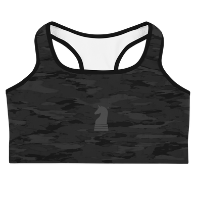 Urban Camouflage 3D | Women's Activewear | Sports bra
