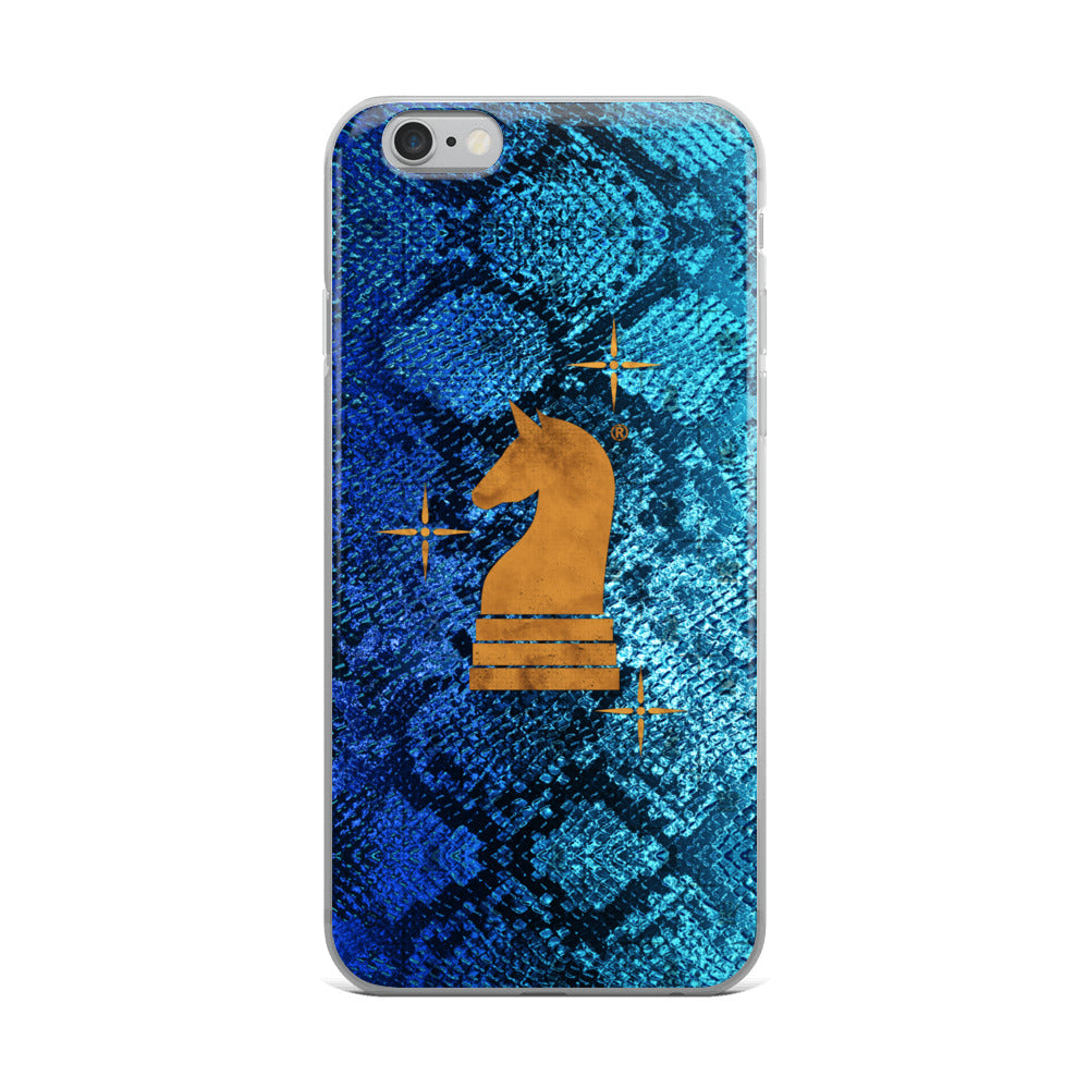 This picture show the zoom of Python Electron | Accessories for iPhone | iPhone Case