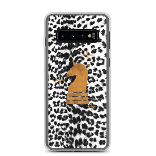 Leopard White | Accessories for Samsung | Samsung Case