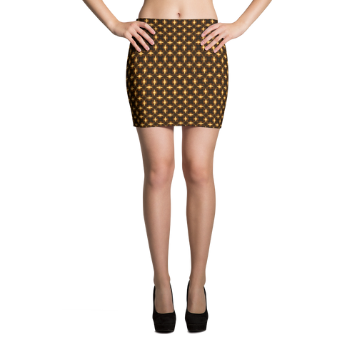 Sagittarii Alpha | Women's Skirts | Mini Skirt