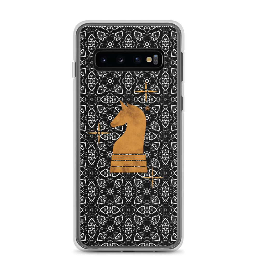 This picture show the zoom of Fractal BW N3 | Accessories for Samsung | Samsung Case