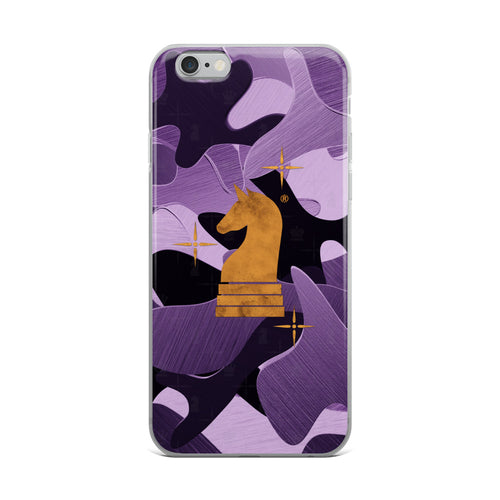 Camouflage 3d Violet | Accessories for iPhone | iPhone Case