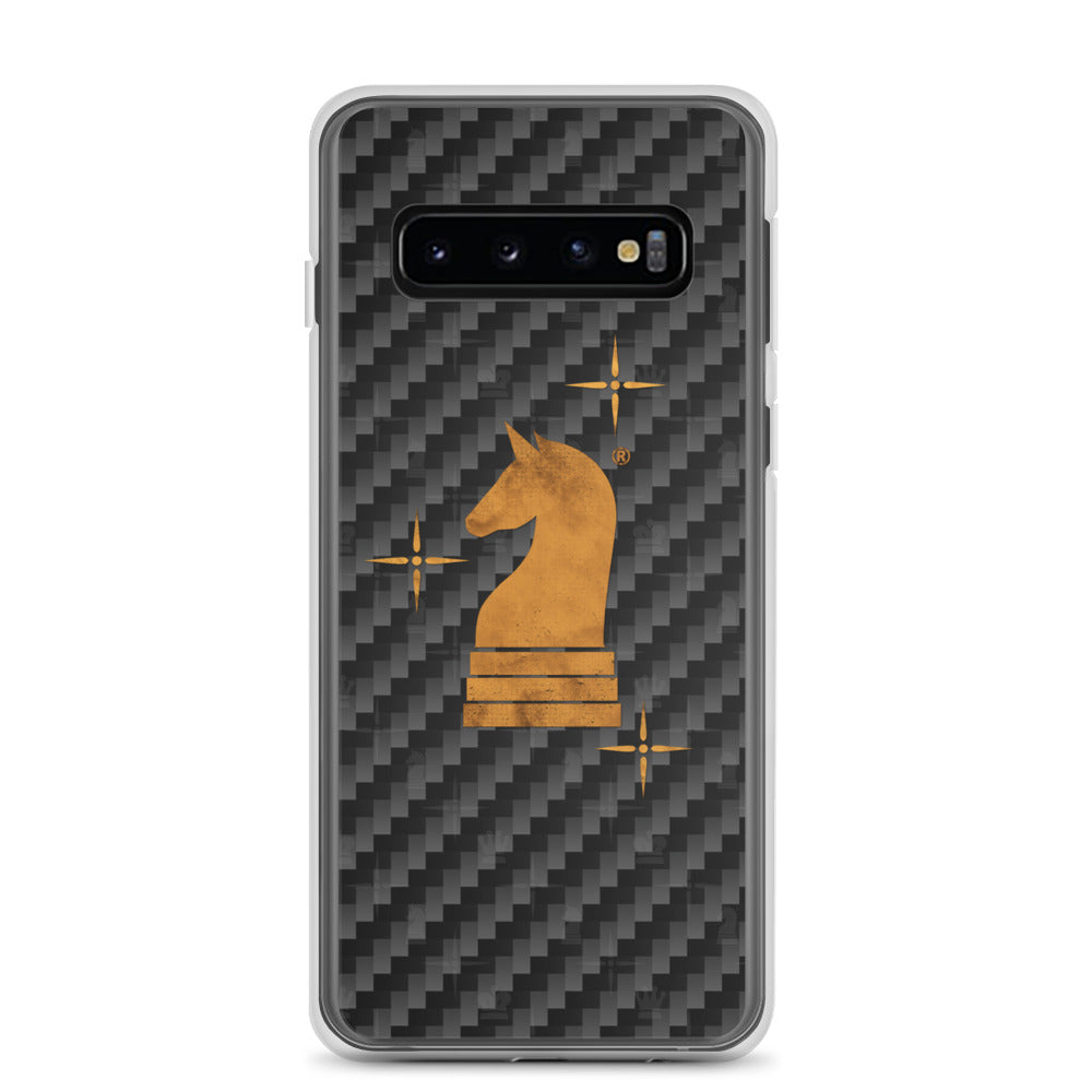 This picture show the zoom of Carbon Fiber | Accessories for Samsung | Samsung Case