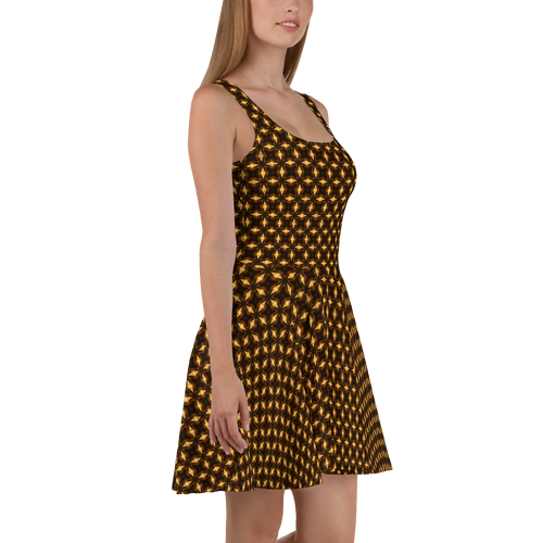 Sagittarii Alpha | Women's Dresses | Skater Dress