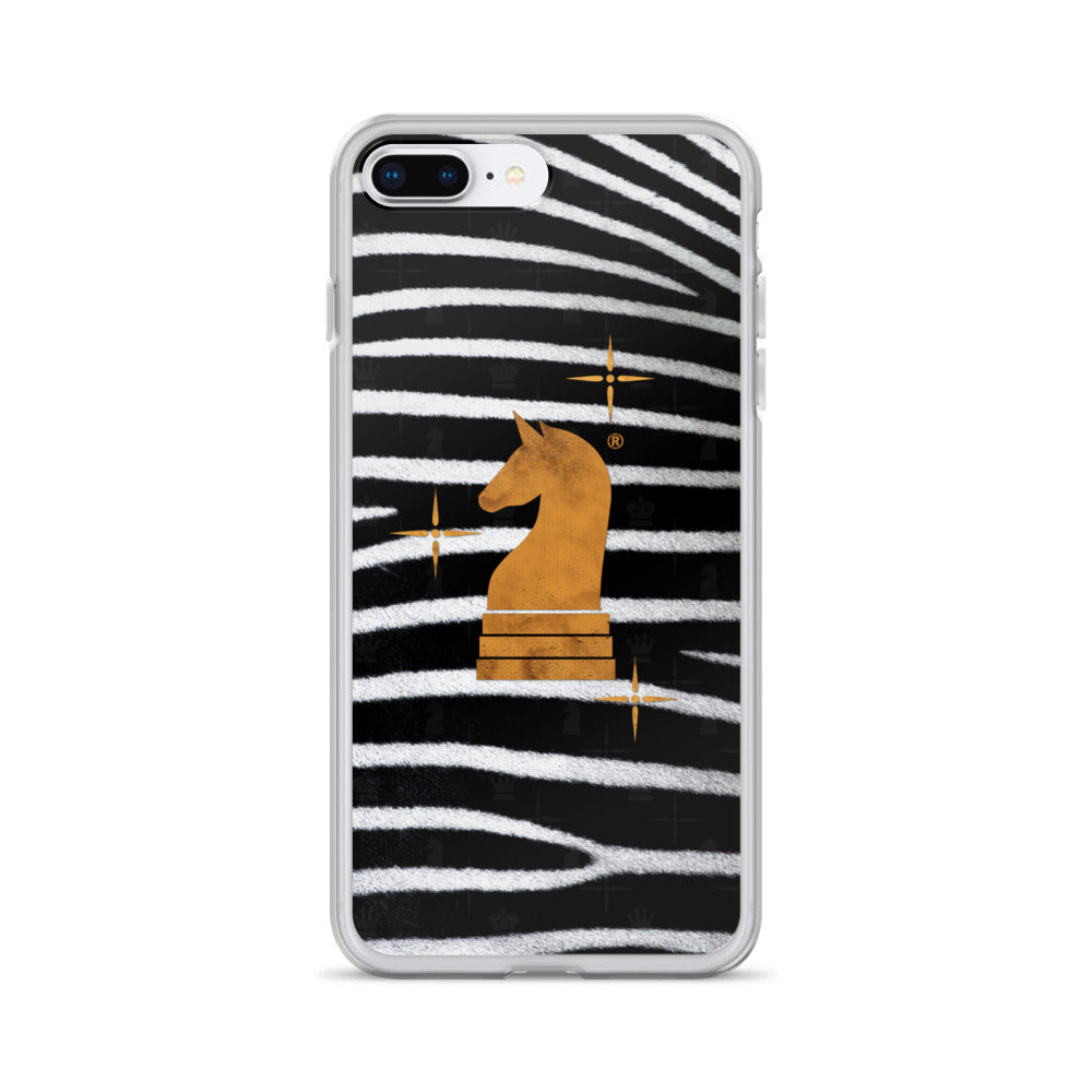 This picture show the zoom of Zebra | Accessories for iPhone | iPhone Case