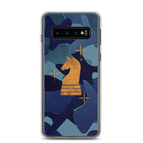 Camouflage 3d Midnight Sea | Accessories for Samsung | Samsung Case