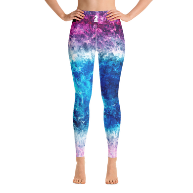 Bleached Stars | Women's Activewear | Yoga Leggings