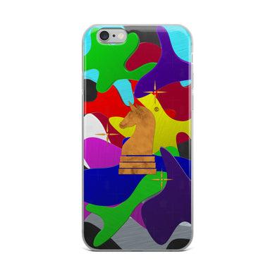 Camouflage 3d Rainbow | Accessories for iPhone | iPhone Case