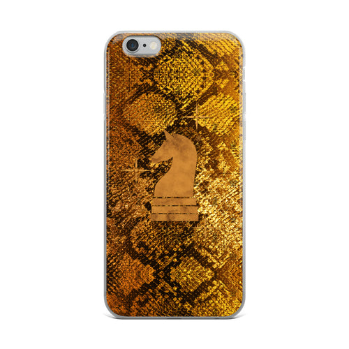 Python Gold | Accessories for iPhone | iPhone Case