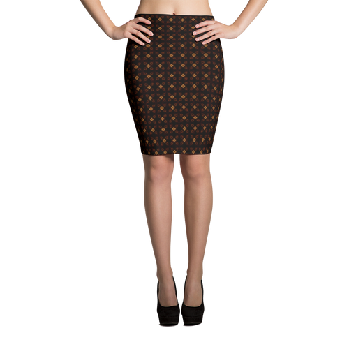 Ancient Decorations | Women's Skirts | Pencil Skirt