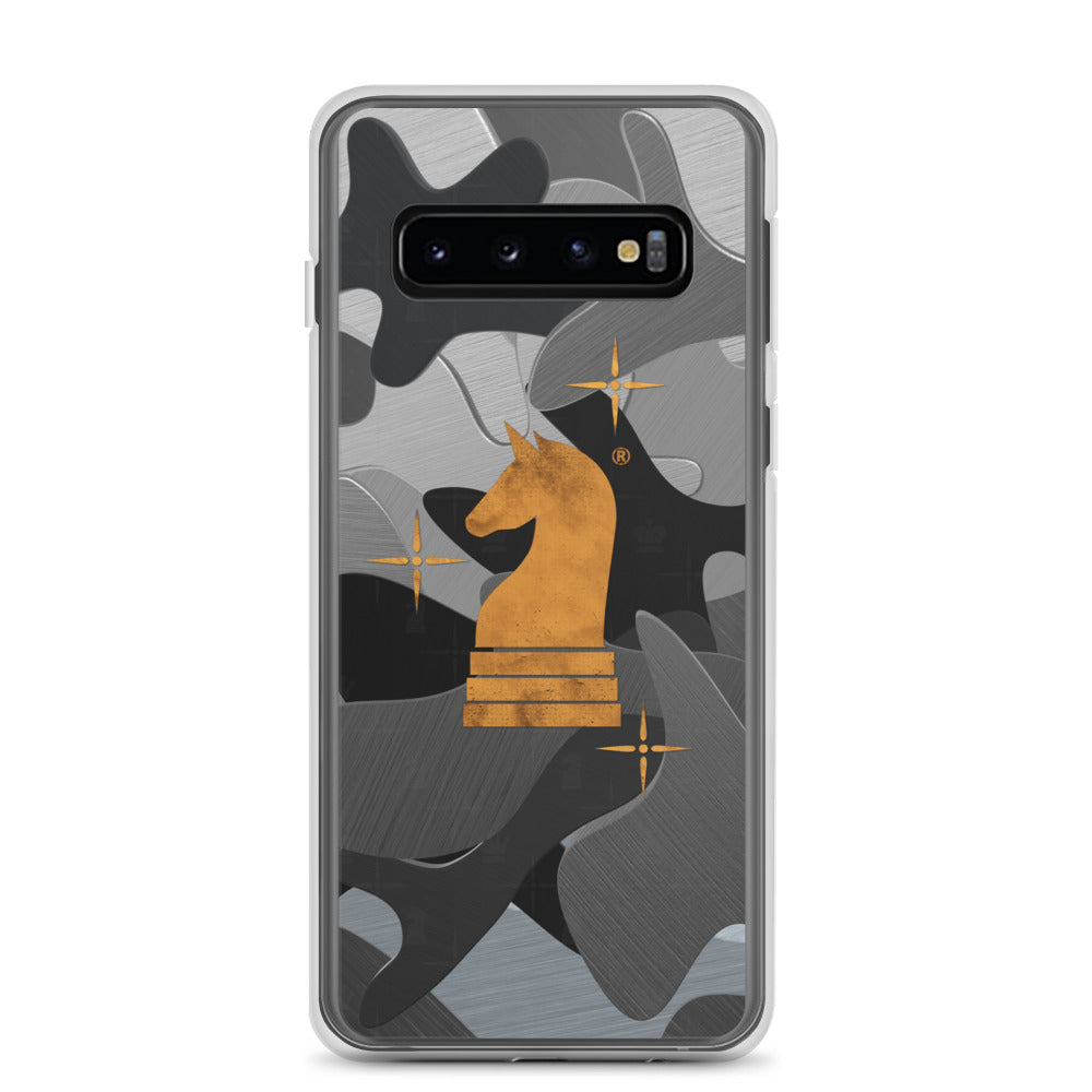 This picture show the zoom of Camouflage 3d Snow | Accessories for Samsung | Samsung Case