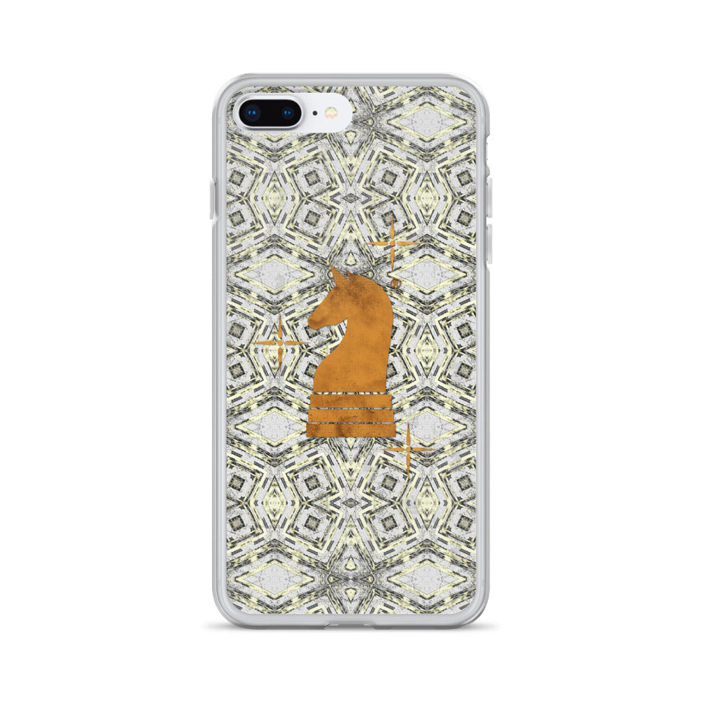 This picture show the zoom of Royal N38 | Accessories for iPhone | iPhone Case