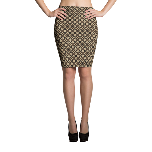 Sagittarii | Women's Skirts | Pencil Skirt
