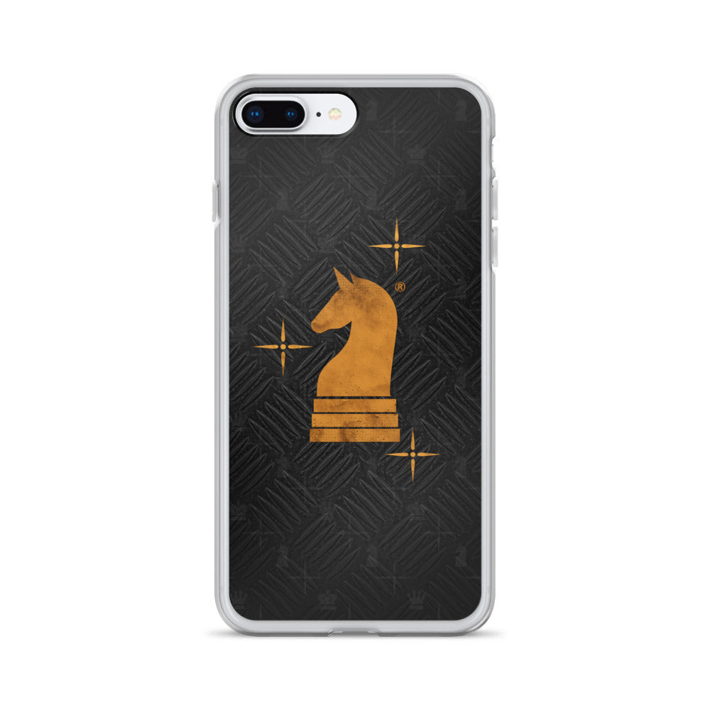 This picture show the zoom of Platform Dark | Accessories for iPhone | iPhone Case
